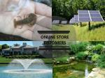 online store cistomers