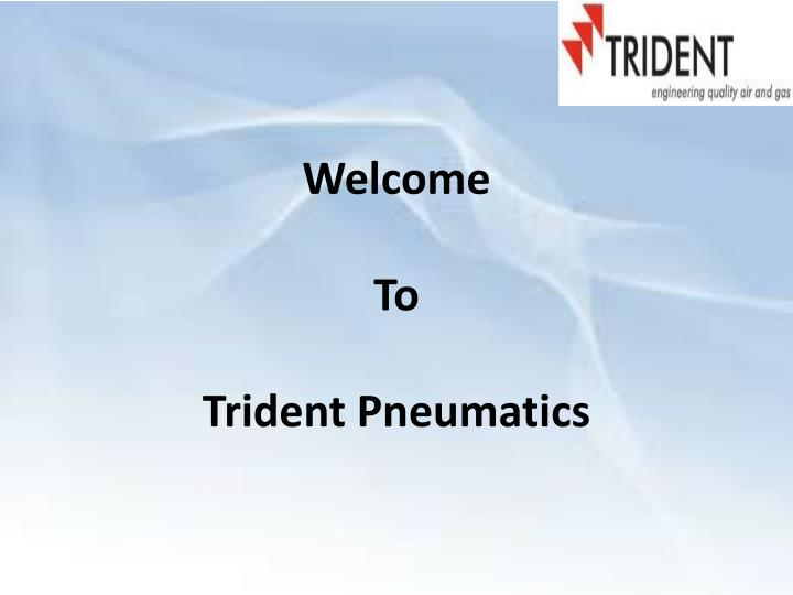 welcome to trident pneumatics n.