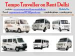 tempo traveller on rent delhi website 16