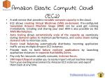 amazon elastic compute cloud ec2