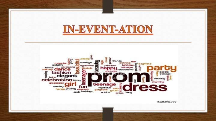 in event ation n.