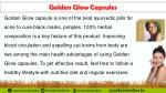 golden glow capsule is one of the best ayurvedic