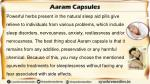 powerful herbs present in the natural sleep
