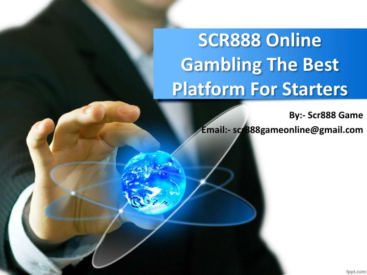 scr888 online gambling the best platform for starters n.