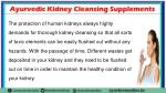 the protection of human kidneys always highly