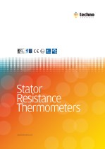 stator resistance thermometers