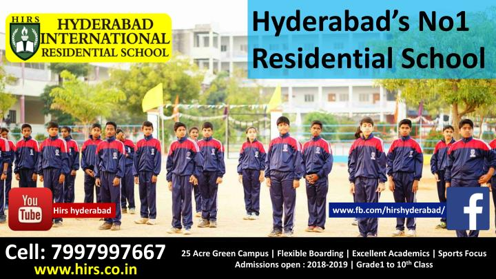 hyderabad s no1 residential school n.