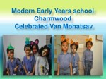 modern early years school charmwood celebrated