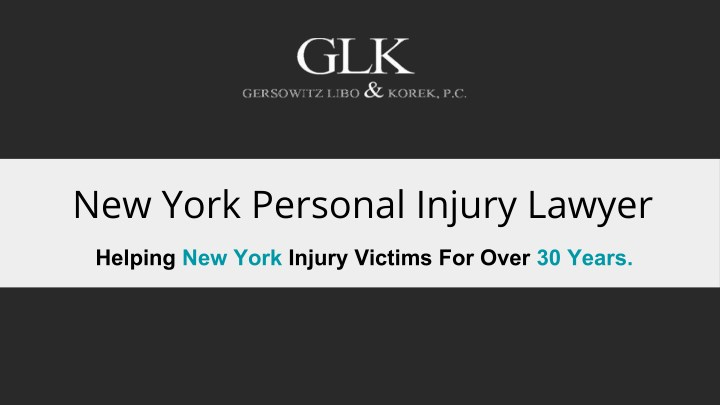new york personal injury lawyer n.
