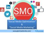 social media optimization social media marketing
