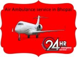 air ambulance service in bhopal