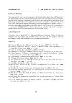 rajasekaran s et al j chem pharm res 2010 5