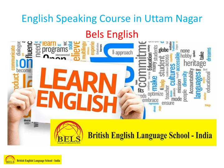 english speaking course in uttam nagar n.