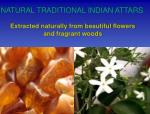 natural traditional indian attars