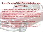 tipps zum kauf und zur installation von winterreifen 2