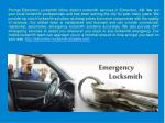 prompt edmonton locksmith offers distinct