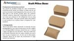 kraft pillow boxes 5
