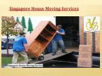 singapore house moving services