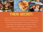 their secret