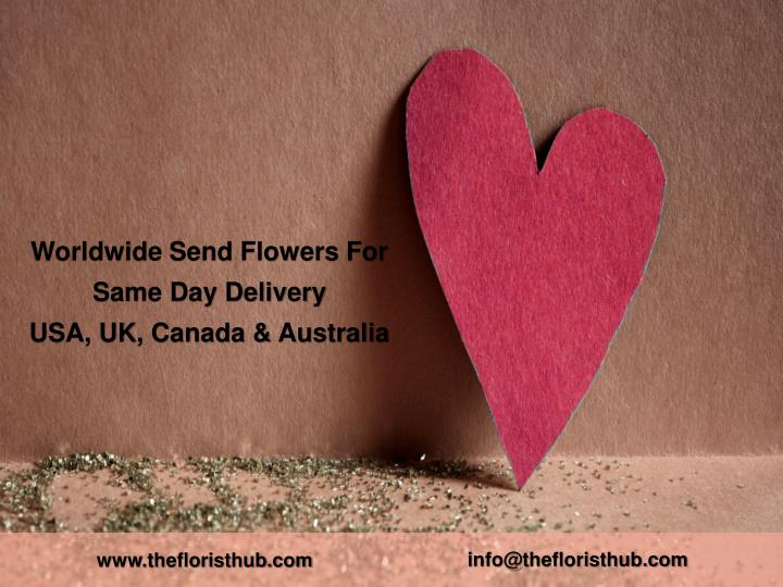 worldwide send flowers for same day delivery n.