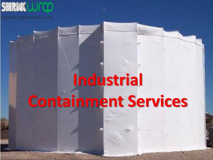 industrial containment services n.