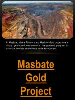 masbate gold project 2