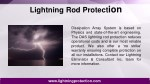 lightning rod protect ion