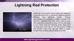 lightning rod protection