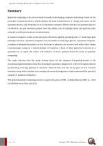 quantum computing market research report forecast 2