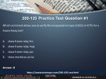 200 125 practice test question 1