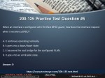 200 125 practice test question 5