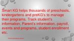 smart kg helps thousands of preschools