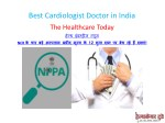 best cardiologist doctor in india 2