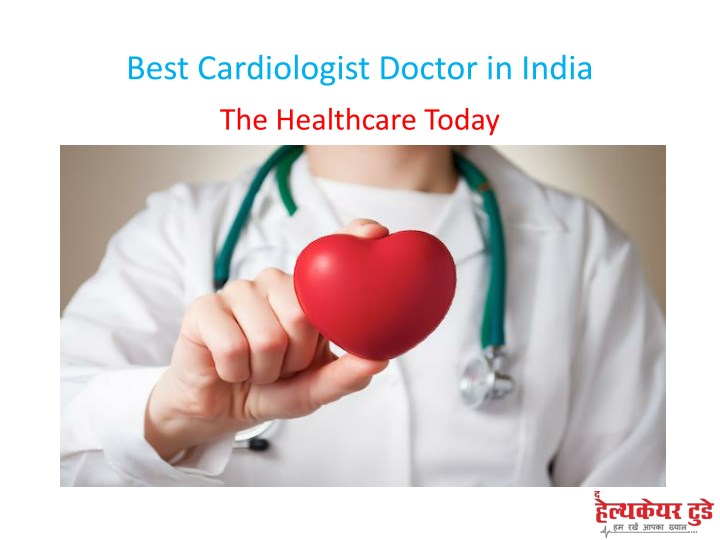 best cardiologist doctor in india n.