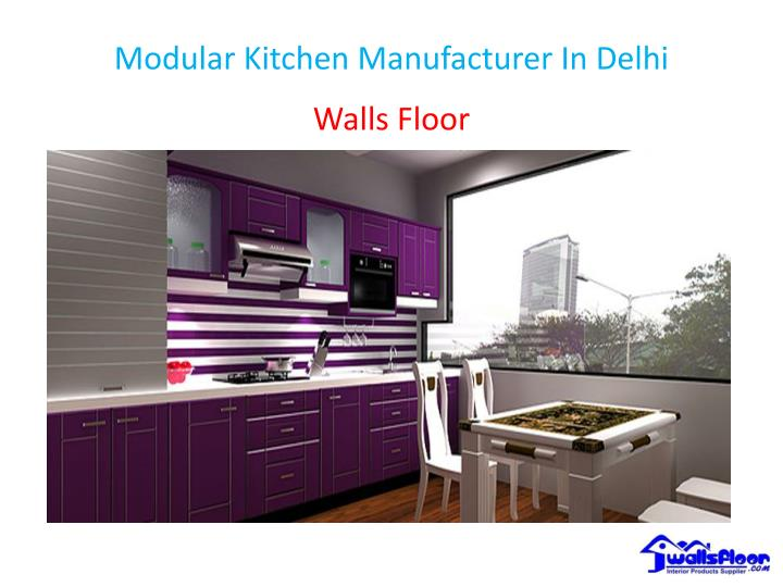 modular kitchen manufacturer in delhi n.
