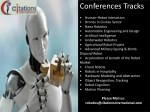 conferences tracks human robot interaction drones