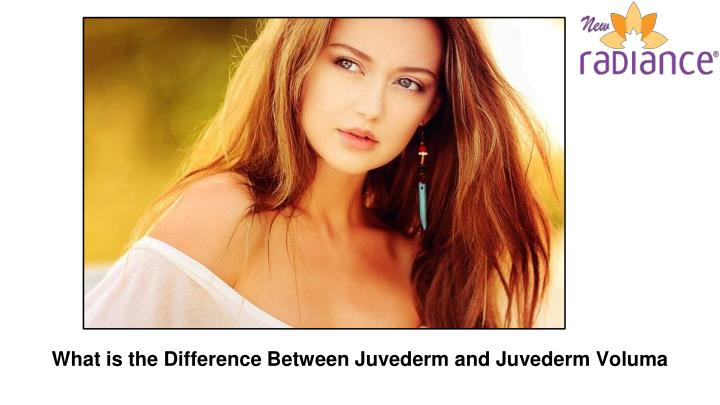 what is the difference between juvederm n.