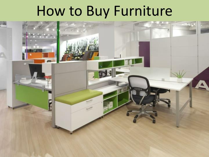 how to buy furniture n.