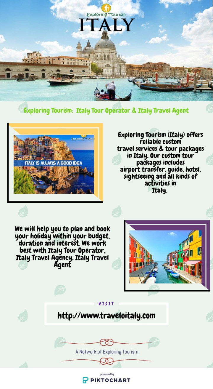 PPT - Exploring Tourism: Italy Tour Operator & Italy Travel Agent