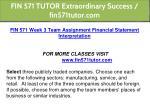 fin 571 tutor extraordinary success fin571tutor 24