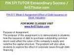 fin 571 tutor extraordinary success fin571tutor 32