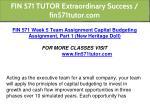 fin 571 tutor extraordinary success fin571tutor 36