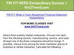 fin 571 nerd extraordinary success fin571nerd com 24