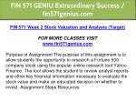 fin 571 geniu extraordinary success fin571genius 16
