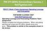 fin 571 geniu extraordinary success fin571genius 30