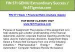 fin 571 geniu extraordinary success fin571genius 5