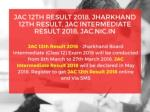 jharkhand secondary result jac matric 10th result