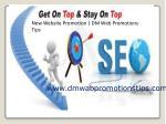 www dmwabpromotionstips com 2