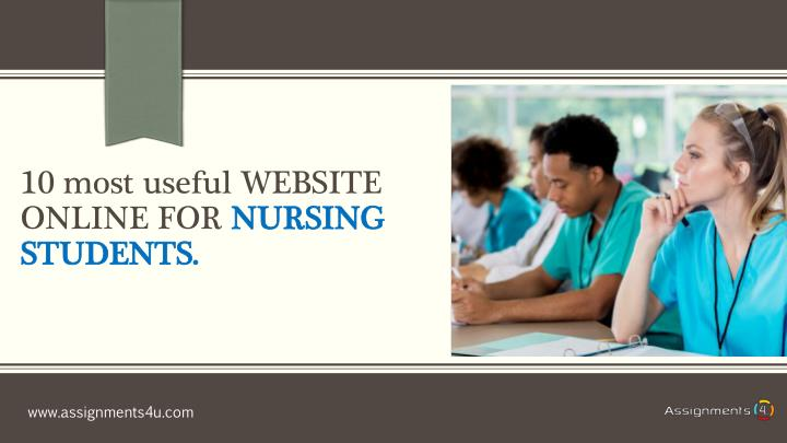 10 most useful website online for nursing students n.