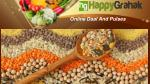 online daal and pulses
